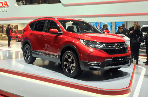 2021 Honda CR V Rumors, Interiors And Price