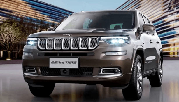 2021 Jeep Grand Commander Rumors, Specs and Release Date