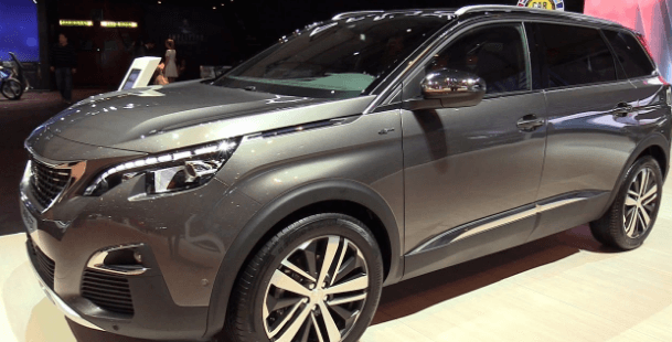2020 Peugeot 5008 Interiors, Price and Release Date2020 Peugeot 5008 Interiors, Price and Release Date
