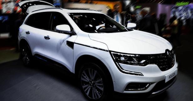 2021 Renault Koleos Specs, Interiors and Release Date