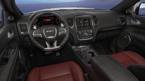 2020 Dodge Durango SRT, RT, Interior, Price >> 2021 Dodge Durango Srt Hellcat Price Interiors And Release