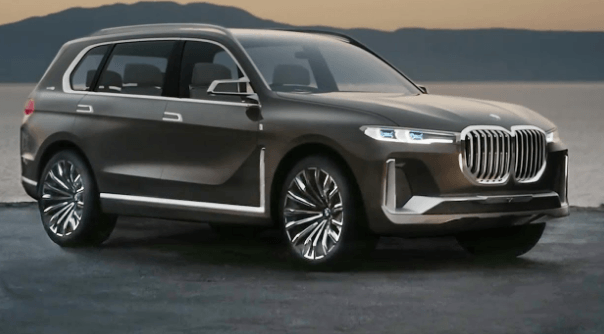 2021 BMW X7 Price, Specs and Release Date