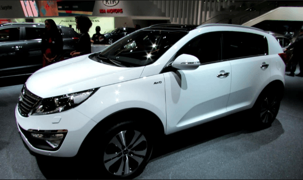 2020 Kia Sportage Interiors, Exteriors and Specs