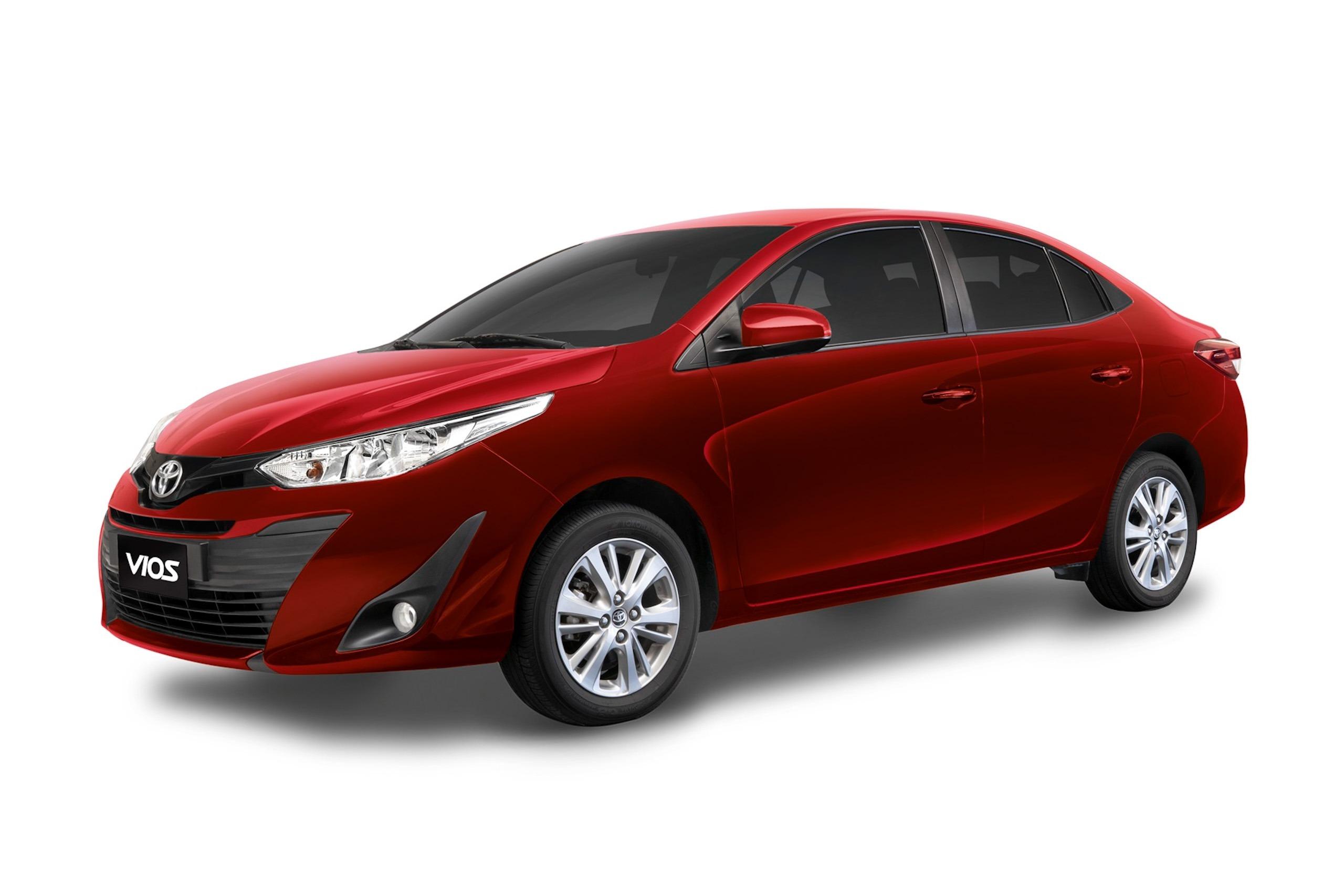 2020 Toyota Vios Concept