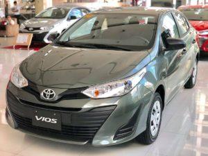 2020 Toyota Vios Powertrain
