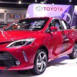 2020 Toyota Vios Spy Shots