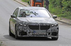 2021 BMW 7 Series Drivetrain