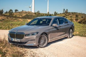 2021 BMW 7 Series Redesign