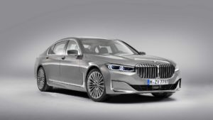 2021 BMW 7 Series Release date