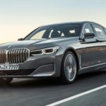 2021 BMW 7 Series Spy Shots