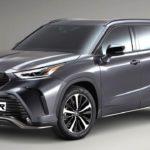 2021 Toyota Fortuner Spy Shots