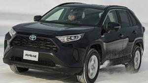 2022 Toyota RAV4 Pictures