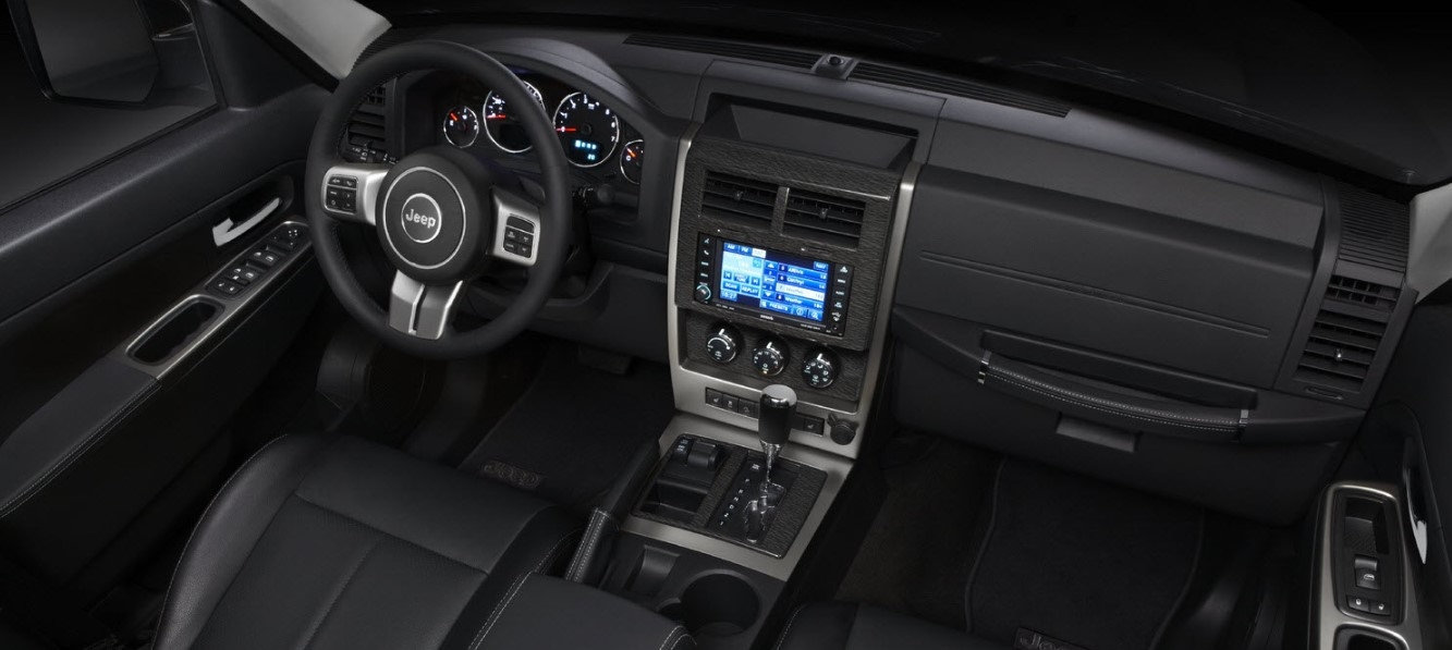 2020 Jeep Liberty Exterior