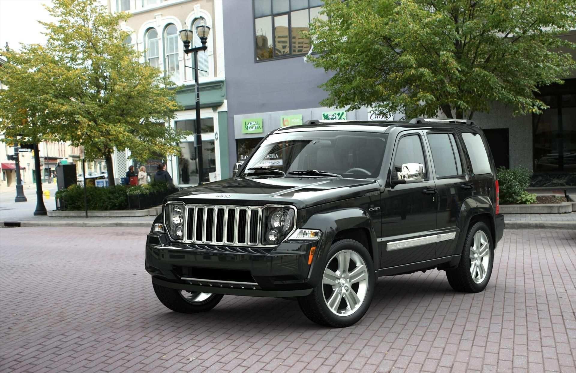 2020 Jeep Liberty Powertrain