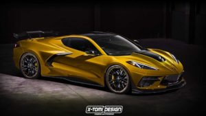 2021 Chevy Corvette Zora ZR1 Drivetrain