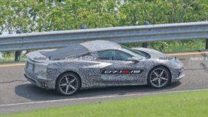 2021 Chevy Corvette Zora ZR1 Pictures