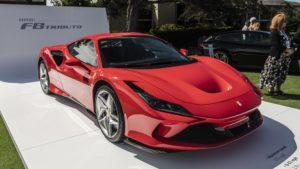 2021 Ferrari F8 Tributo Pictures