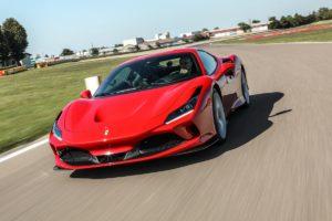2021 Ferrari F8 Tributo Redesign