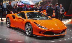 2021 Ferrari F8 Tributo Wallpapers