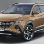 2021 Hyundai Ix35 Concept