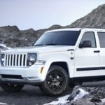 2021 Jeep Liberty Exterior