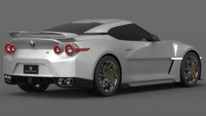 2021 Nissan GTR Images