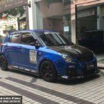 2021 Suzuki Swift Sport Exterior
