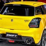 2021 Suzuki Swift Sport Specs