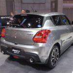 2021 Suzuki Swift Sport Spy Shots