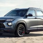 2022 Chevrolet Trailblazer Pictures