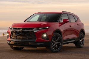 2022 Chevrolet Trailblazer Price