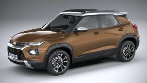 2022 Chevrolet Trailblazer Redesign