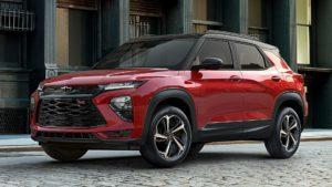 2022 Chevrolet Trailblazer Wallpapers