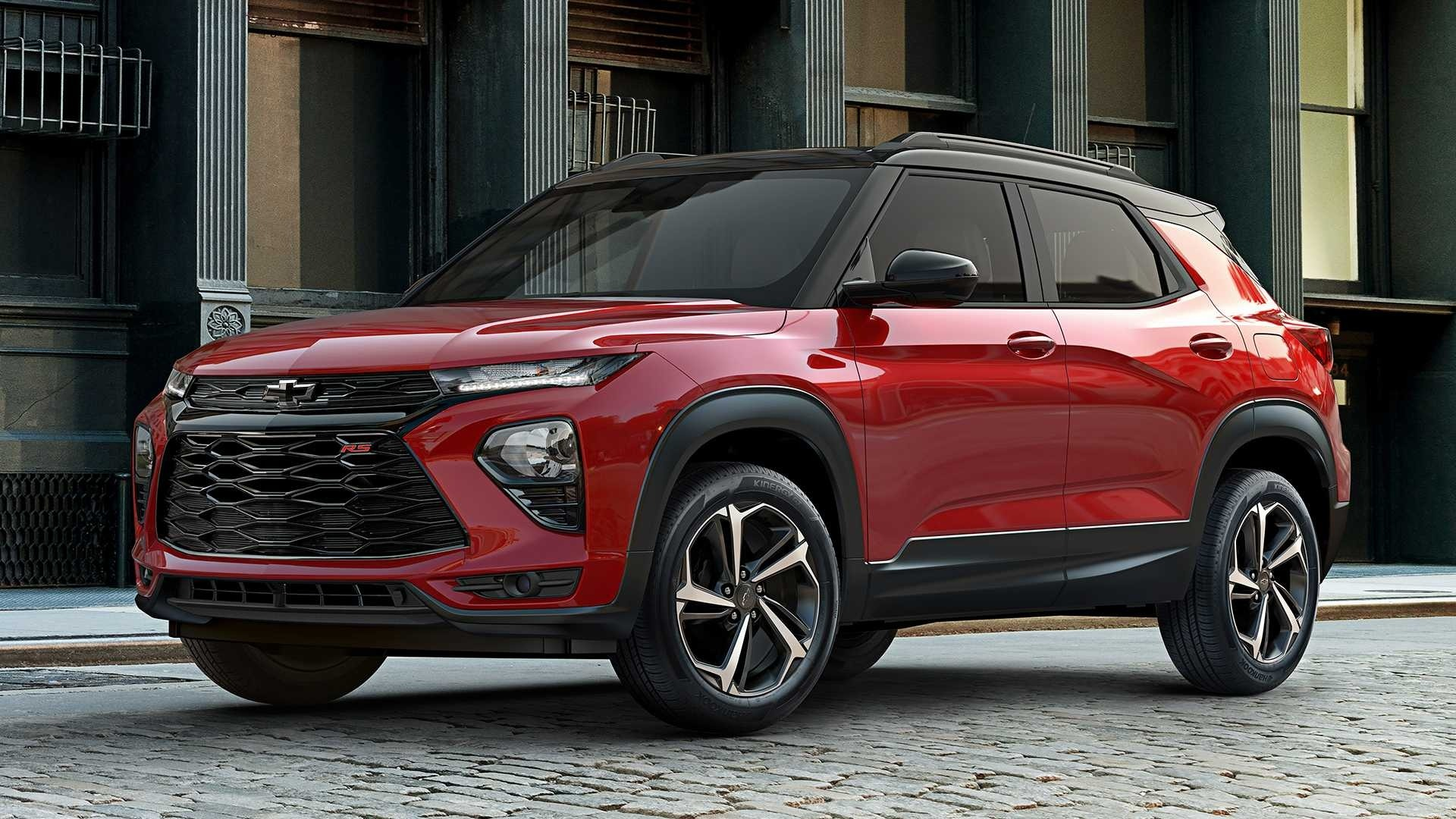 2022 Chevrolet Trailblazer Wallpapers