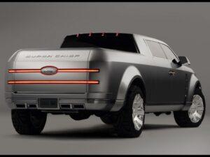 2020 Ford F250 Super Chief Powertrain