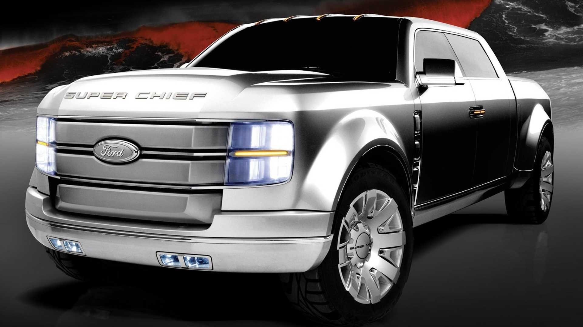 2020 Ford F250 Super Chief Wallpaper