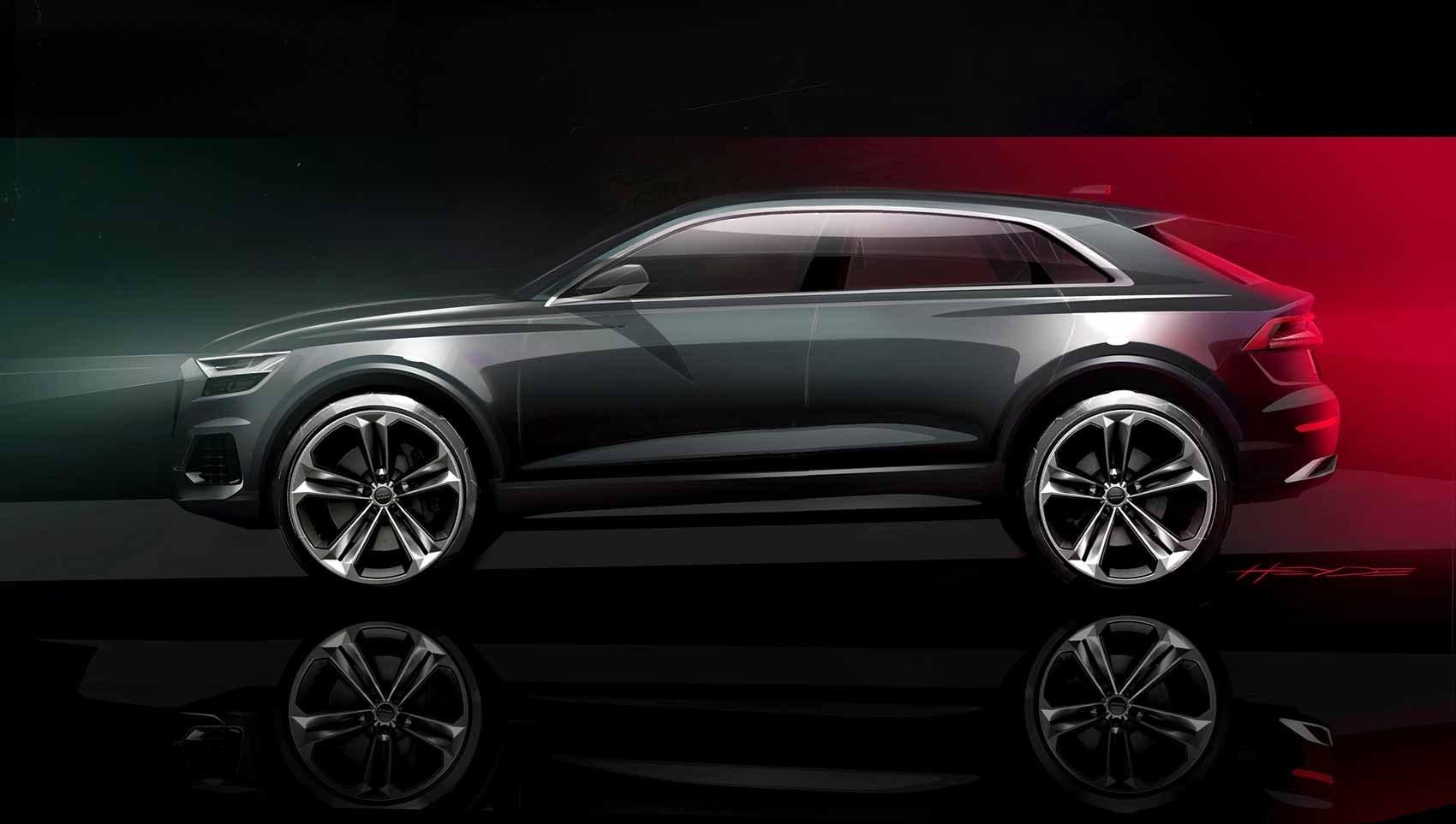 2021 Audi Q9 Price