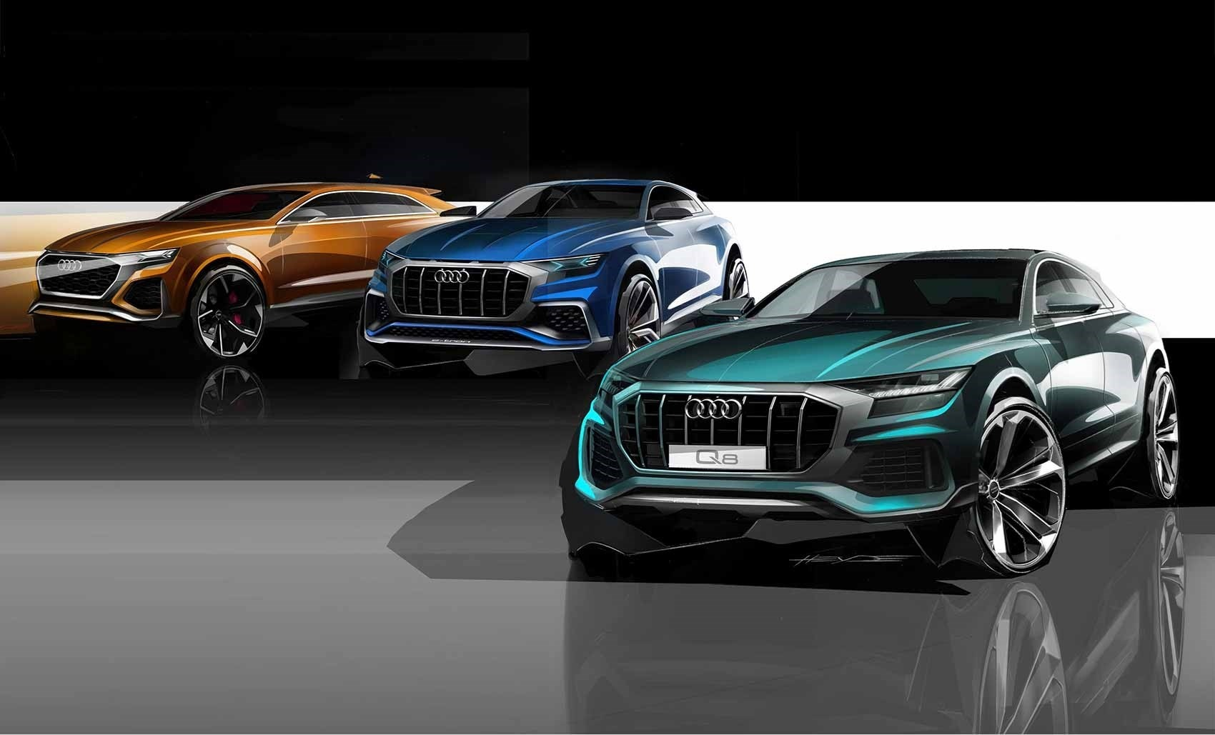 2021 Audi Q9 Wallpapers