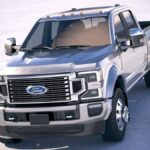 2021 Ford Super Duty Powertrain
