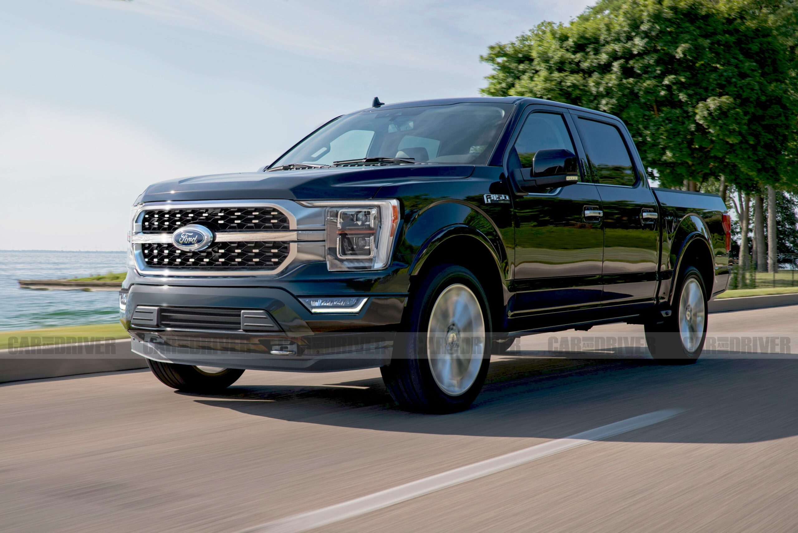 2021 Ford Super Duty Redesign