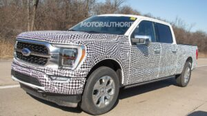 2021 Ford Super Duty Specs
