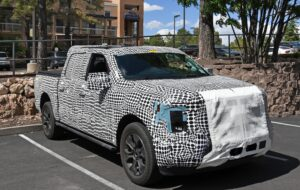 2021 Ford Super Duty Spy Shots