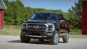 2021 Ford Super Duty Wallpapers