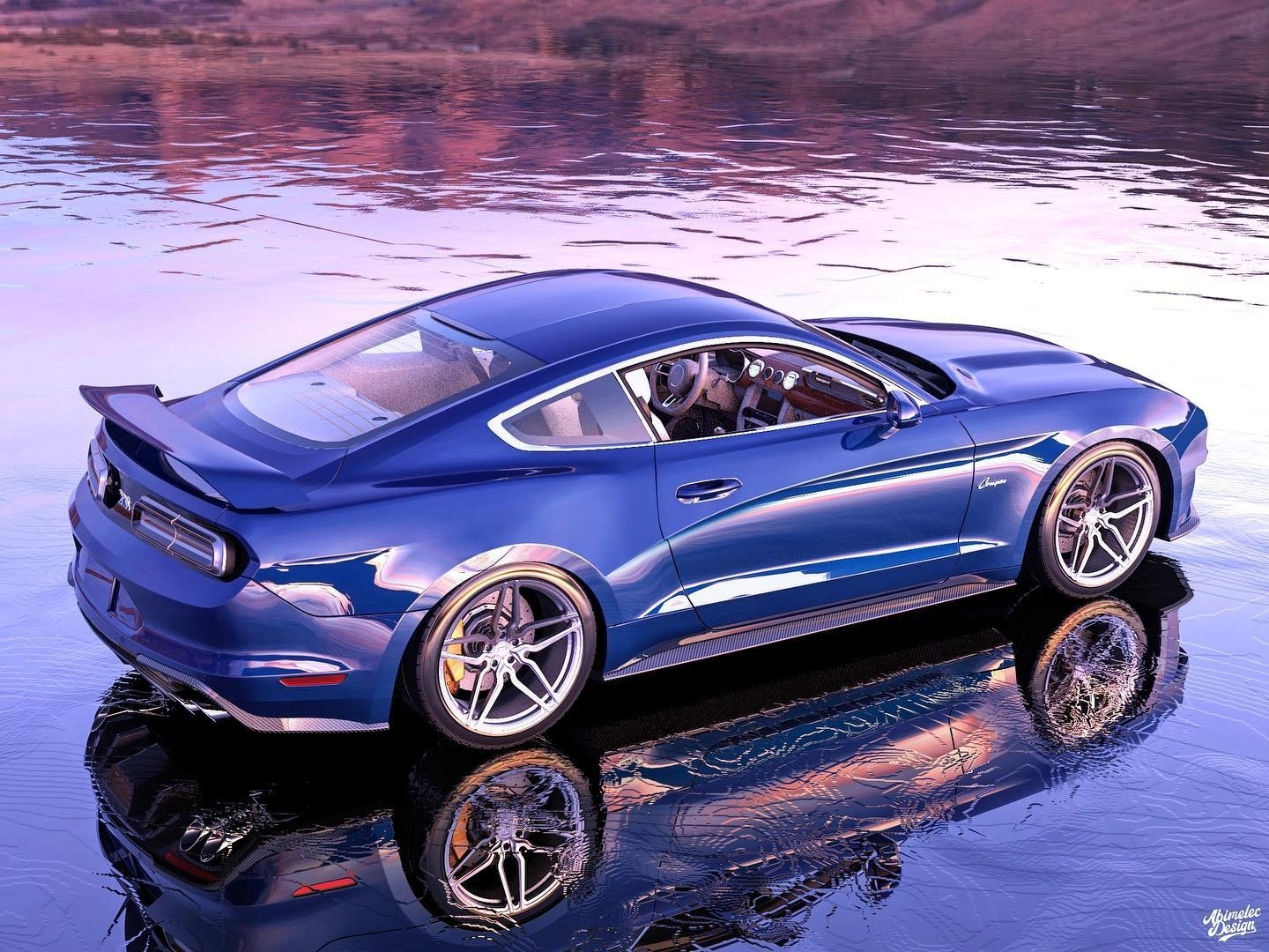 2021 Ford Thunderbird Pictures