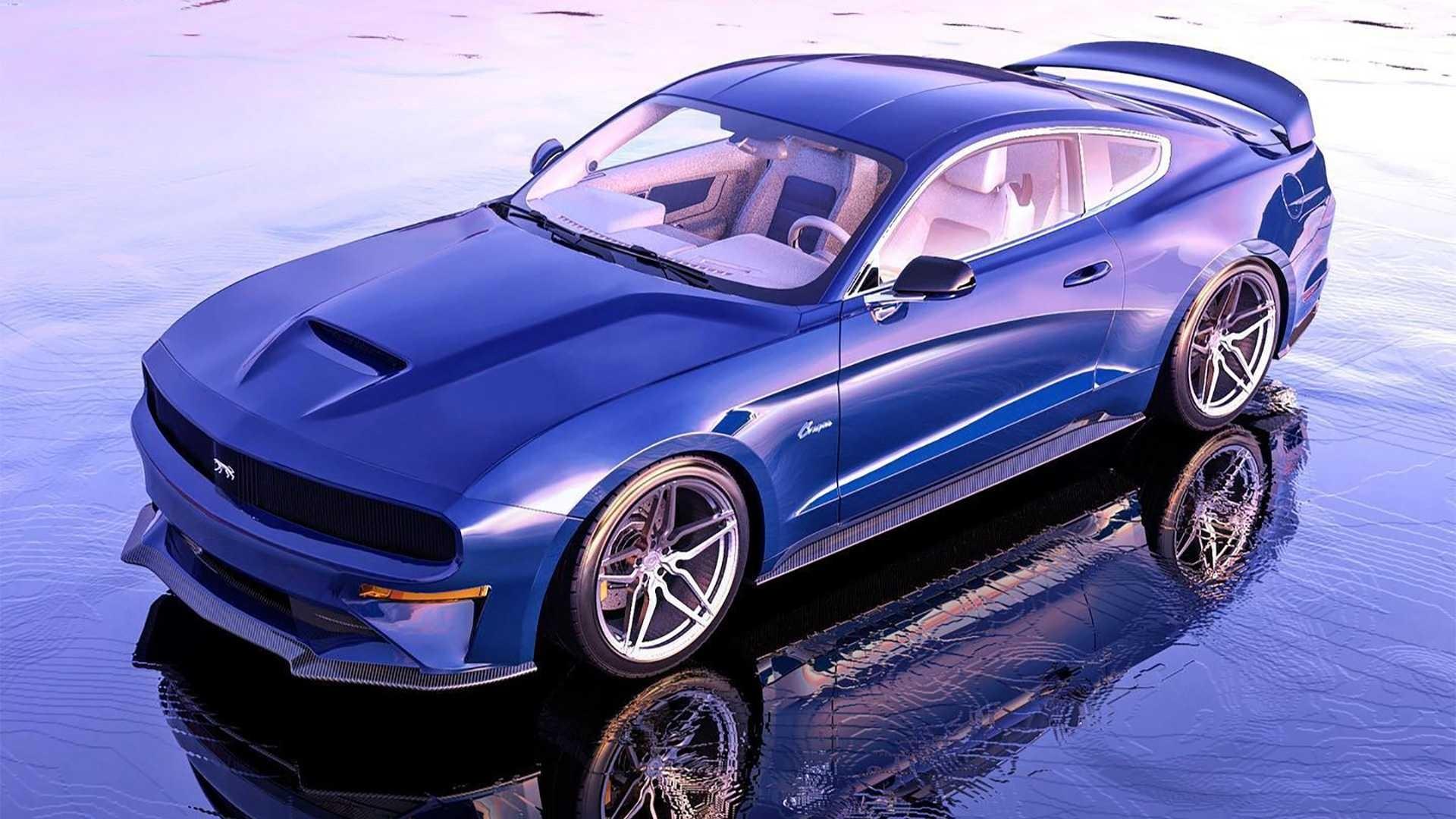 2021 Ford Torino Exterior