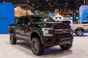 2020 Ford Atlas Engine