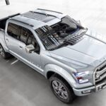 2020 Ford Atlas Pictures
