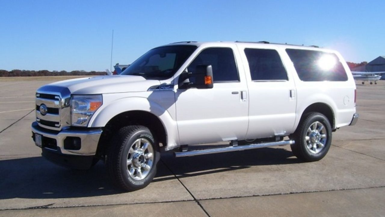 2020 Ford Excursion Release Date