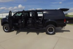2020 Ford Excursion Specs