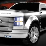 2020 Ford Super Chief Exterior